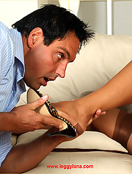 Party girl Lana gets drunk at a party added to taken advantage of