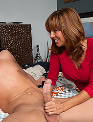 Tara Holiday & Bruce Venture in My Friend's Hot Mom - Naughty America