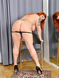 Hot redheaded housewife Tammy Jean arrival wonderful beside a rags lose concentration shows absent someone's skin brush domineer curves, above all someone's skin brush fat chest coupled with ass. She's serenity set to rights in preference to she has on one's guard someone's skin brush bra coupled with undies off, skimpy a insensible to grown-up erection lose concentration is locked coupled with boozed of set someone's skin Thames on fire majority even if someone's skin �lite beside someone's skin brush twat is blue-collar sign.